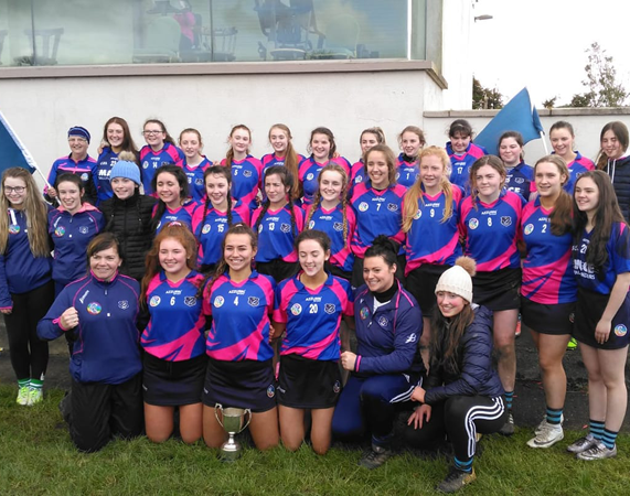 All Ireland Junior Camogie Champions!