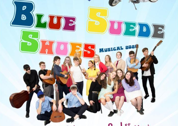 Blue Suede Shoes - The Musical