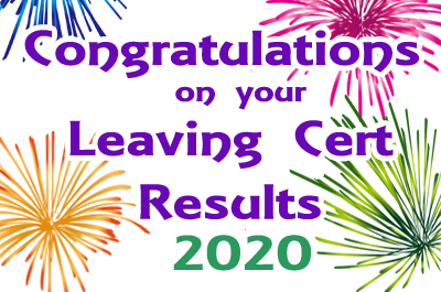 LeavingCertCongrats20