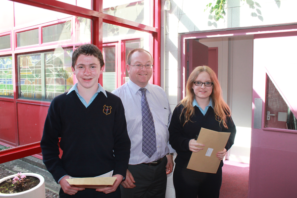 Junior Cert Results 2014 Kilfinane