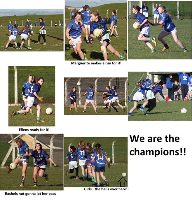 Scoil Pol Ladies Football
