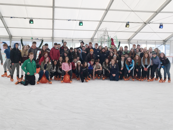 TY Ice Skating Limerick 2018